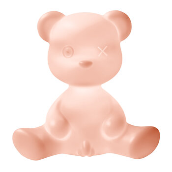 Teddy Boy Lampe - Pink