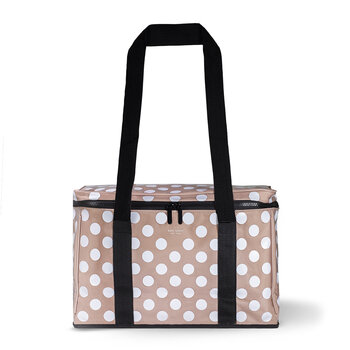 Jumbo Dot Insulated Cool Bag