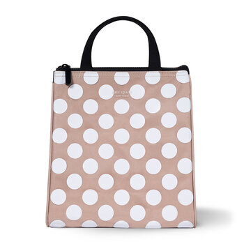 Jumbo Dot Lunch Bag