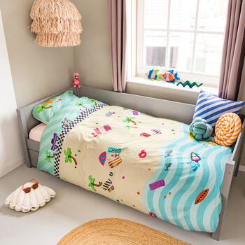 Clay Beach Duvet Set - Single