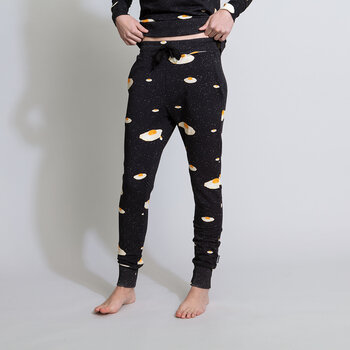 Women's Eggs In Space Lounge Trousers