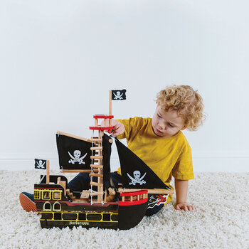 Kids Barbarossa Pirate Ship