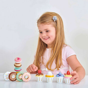 Kids Cupcakes Toy