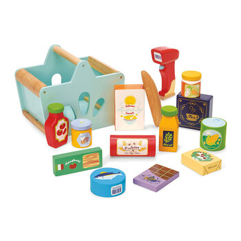 Kids Groceries Set & Scanner