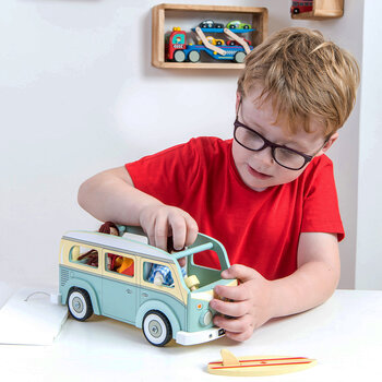Kids Holiday Campervan Toy