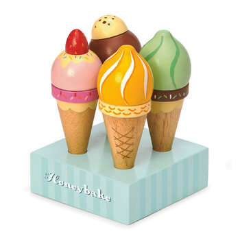 Kids Ice Cream Set Toy
