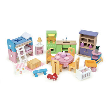 Kids Starter Furniture Toy Set