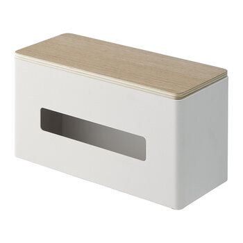 Rin Double Sided Tissue Box - Natural
