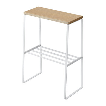 Tosca Side Table - White