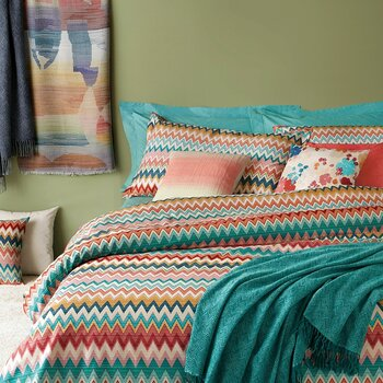 Yves Duvet Cover - 100 - Double