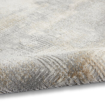 Rush Rug - Grey/Beige