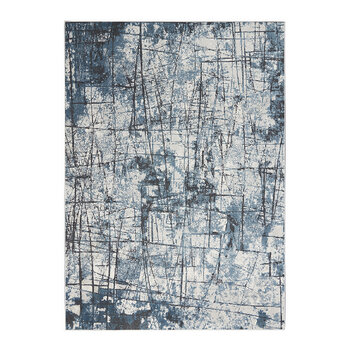 Vapor Rug - Grey/Blue