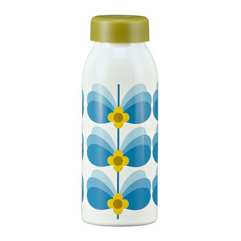 Butterfly Stem Insulated Bottle - Sky