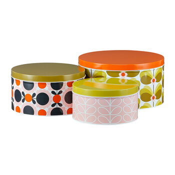 Butterfly Stem Nesting Cake Tins - Set of 3