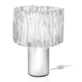 Accordeon Table Lamp - White