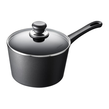 Classic Induction Saucepan with Lid