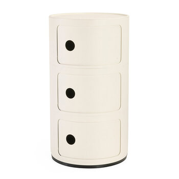 Componibili Mat Storage Unit - White