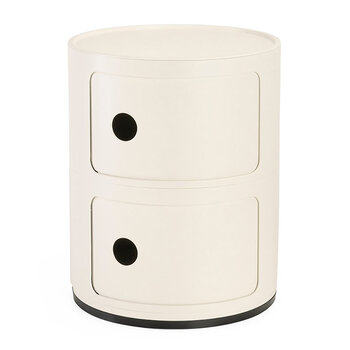 Componibili Recycled Storage Unit - White
