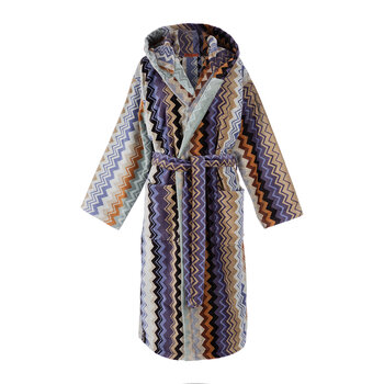 Giacomo Hooded Bathrobe - 165