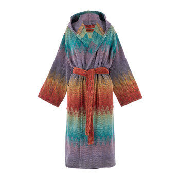 Yaco Hooded Bathrobe - 159