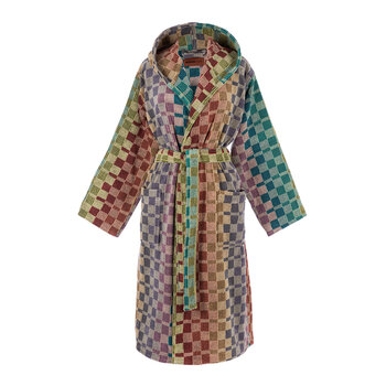 Yassine Hooded Bathrobe - 159