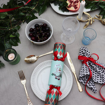Victorian Christmas Cracker - Set of 6