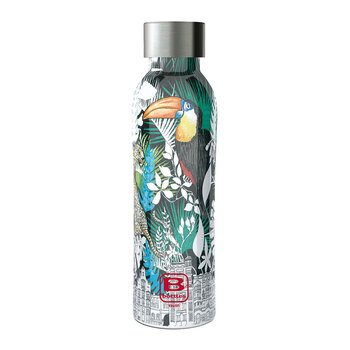 Twin Pattern Water Bottle - 500ml - La Ville