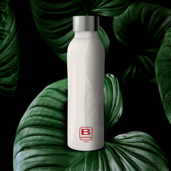 Twin Water Bottle - 500ml - White