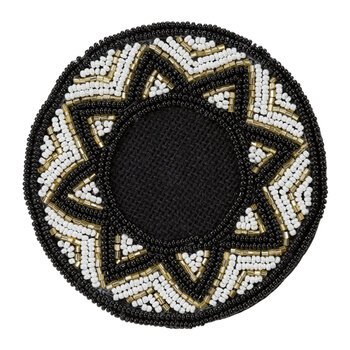 Addison Beaded Coasters - Set of 4