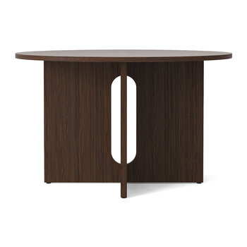 Androgyne Dining Table - Dark Stained Oak