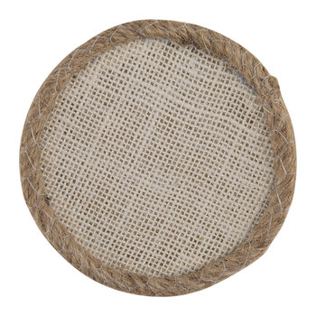Jute Coaster - Set of 4