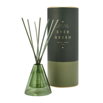 Winsome Glass Diffuser - Ever Green