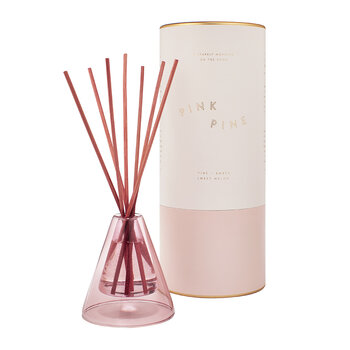 Winsome Glass Diffuser - Pink Pine