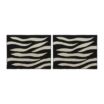 Zebra Placemat - Set of 2
