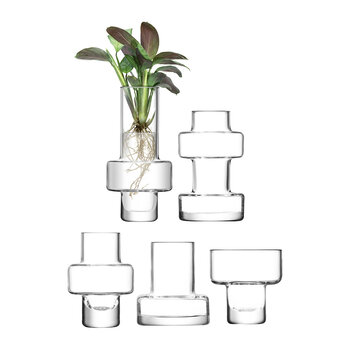 Metropole Five Mini Vase Set