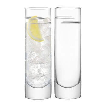 Verso Long Drink Glass - Set of 2