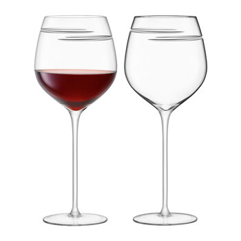 Verso Red Wine Glass - Set of 2