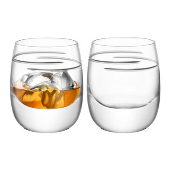 Verso Whisky Tumbler - Set of 2