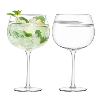 Verso Cocktail Balloon Glass - Set of 2