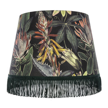 Blossomy Cone Lamp Shade