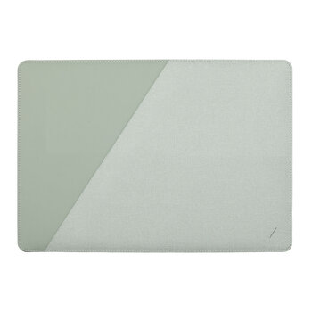 Stow Macbook Case - Sage - 13""