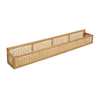 Shelfi Rattan Shelf - Natural