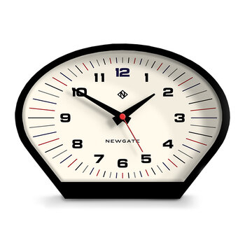 Space Cowboy Mantel Clock - Cream