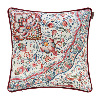Middelburg Borsele Cushion with Cord - 45x45cm - Ivory