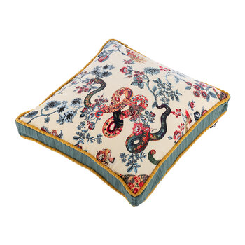 Middelburg Kapelle Pillow - 45x45cm - Light Blue