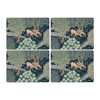 Wightwick Large Placemats - Set of 4