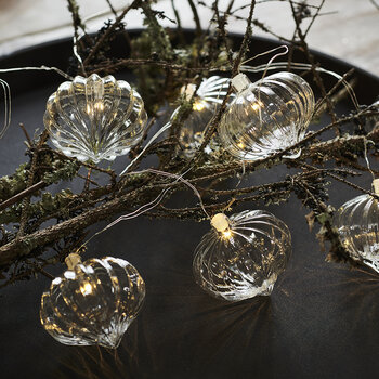 Millie Light Garland - Silver