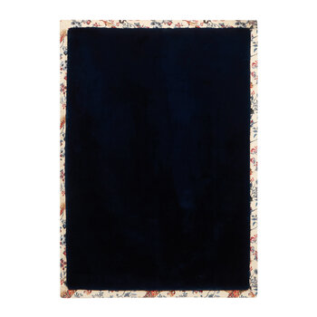 Middelburg Tholen Faux Fur Throw - 140x185cm - Blue