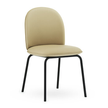 Ace Full Chair - Ultra Leather Honey