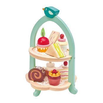Kids Birdie Afternoon Tea Stand